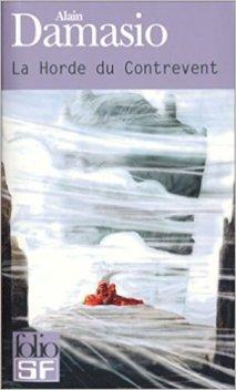 Couverture de La Horde du Contrevent, d'Alain Damasio