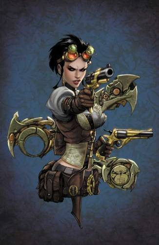 Lady Mechanika - Tablet of Destinies