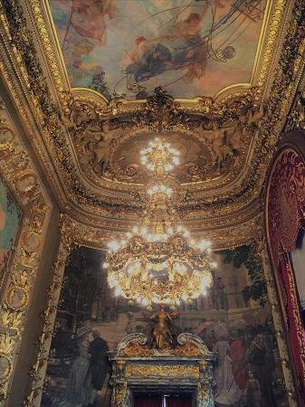 Foyer de l'Opéra comique