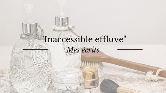"""Inaccessible effluve"", par Astrid Stérin"