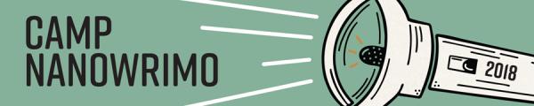 Logo du Camp NaNoWriMo