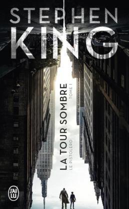 Couverture du Pistolero, tome 1 de la Tour Sombre, de Stephen King
