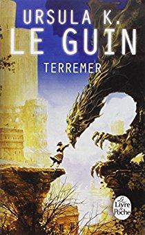 Couverture du roman Terremer, d'Ursula K. Le Guin