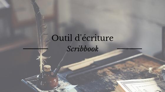 Outil d'écriture : Scribbook