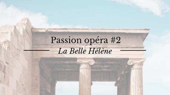 La Belle Hélène, d'Offenbach