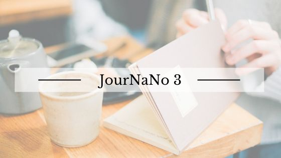 Journal de bord - NaNoWriMo 2019