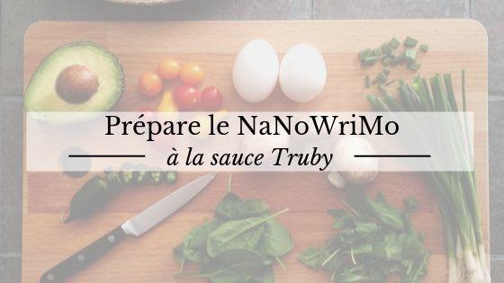 """Préparer le NaNoWriMo avec """"L'Anatomie du scénario"""" de John Truby"""