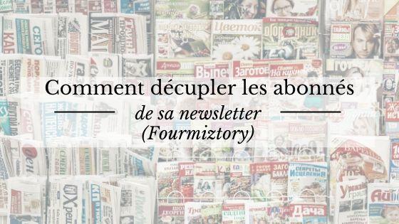 Comment décupler les abonnés de sa newsletter (article invité - Ethan J. Pingault du blog Fourmiztory