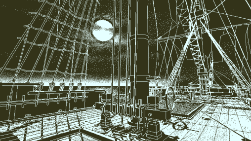 Illustration de Return of the Obra Dinn