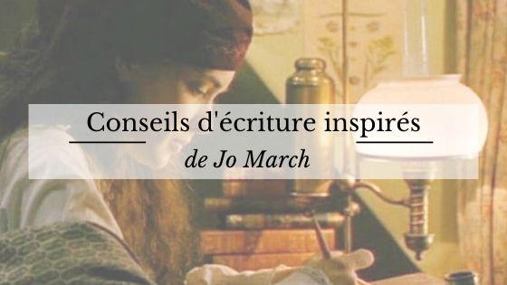 Conseils d'écriture inspirés de Jo March