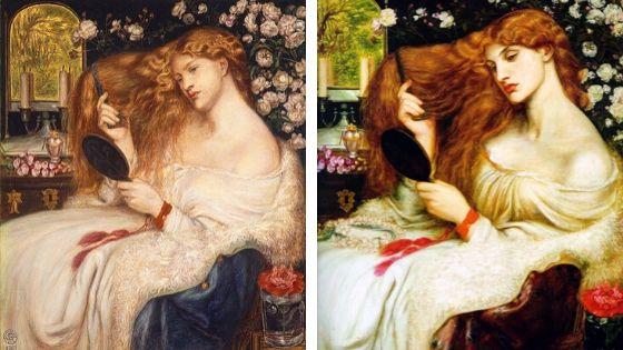 Lady Lilith (1868)