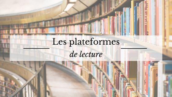 Les plateformes de lecture : Babelio, Booknode, Goodreads, Livraddict