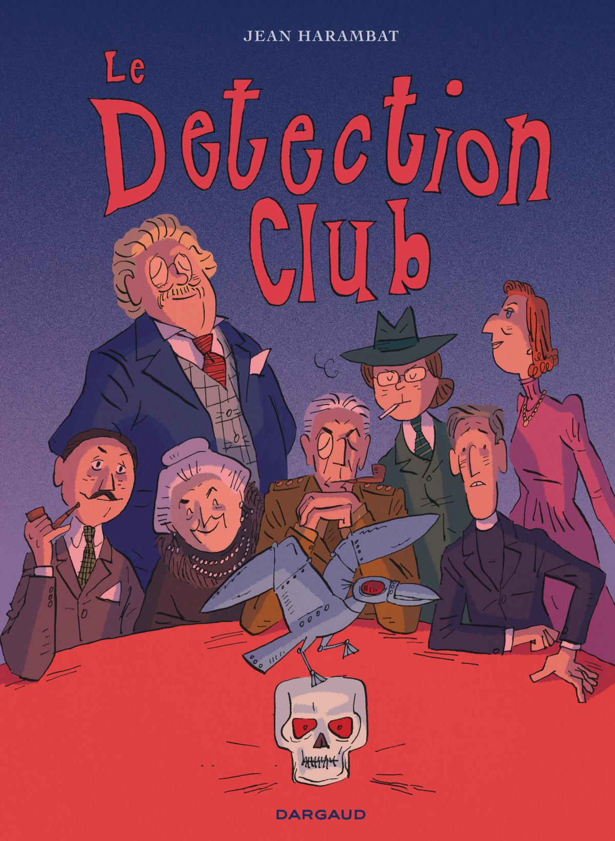 Le Detection Club, de Jean Harambay