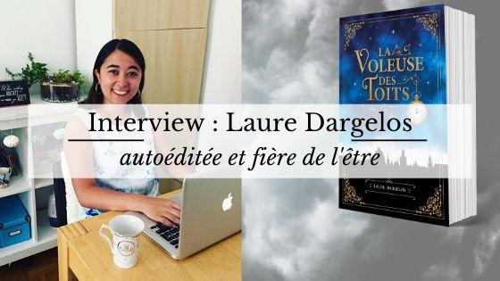 Interview de Laure Dargelos, auteur autoéditée